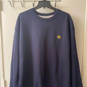 Champion Men's Powerblend Fleece Sweatshirt NWT